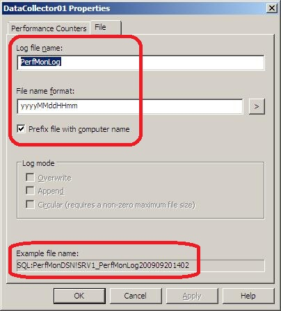 Configure data collector 2