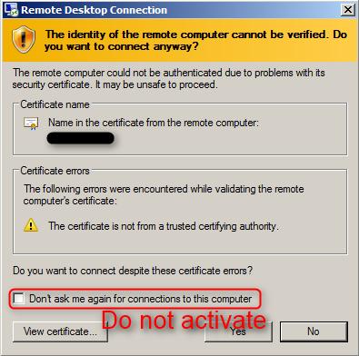 3 Measures to Make Your Remote Desktop Deployment more Secure