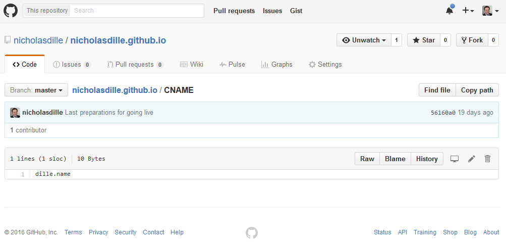 WordPress to #Jekyll Part 4 - Hosting on #GitHub Pages